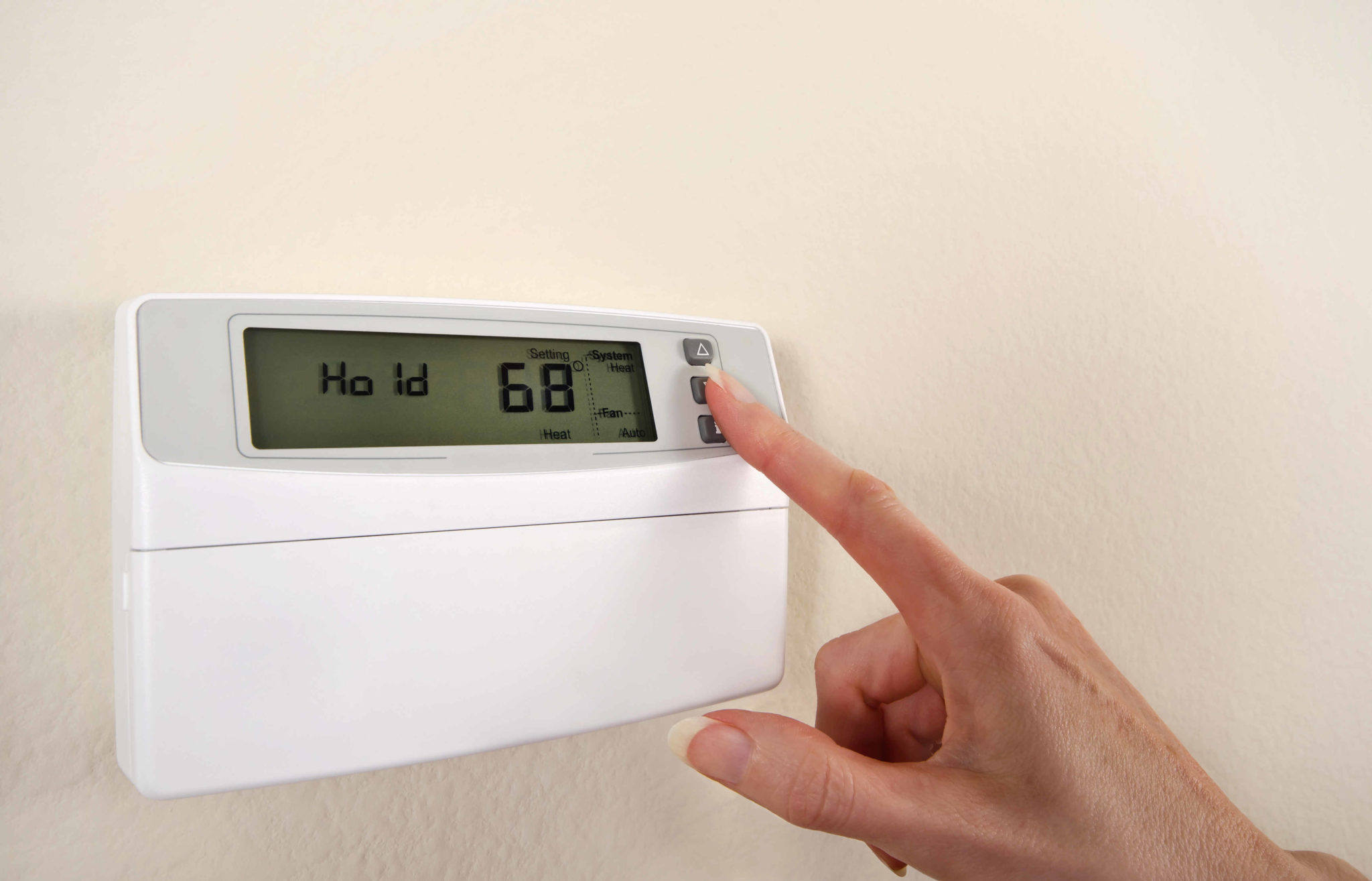 Cost-Efficient Thermostat Settings